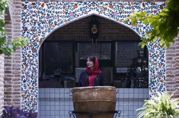 Negarestan Garden, Tehran Iran
